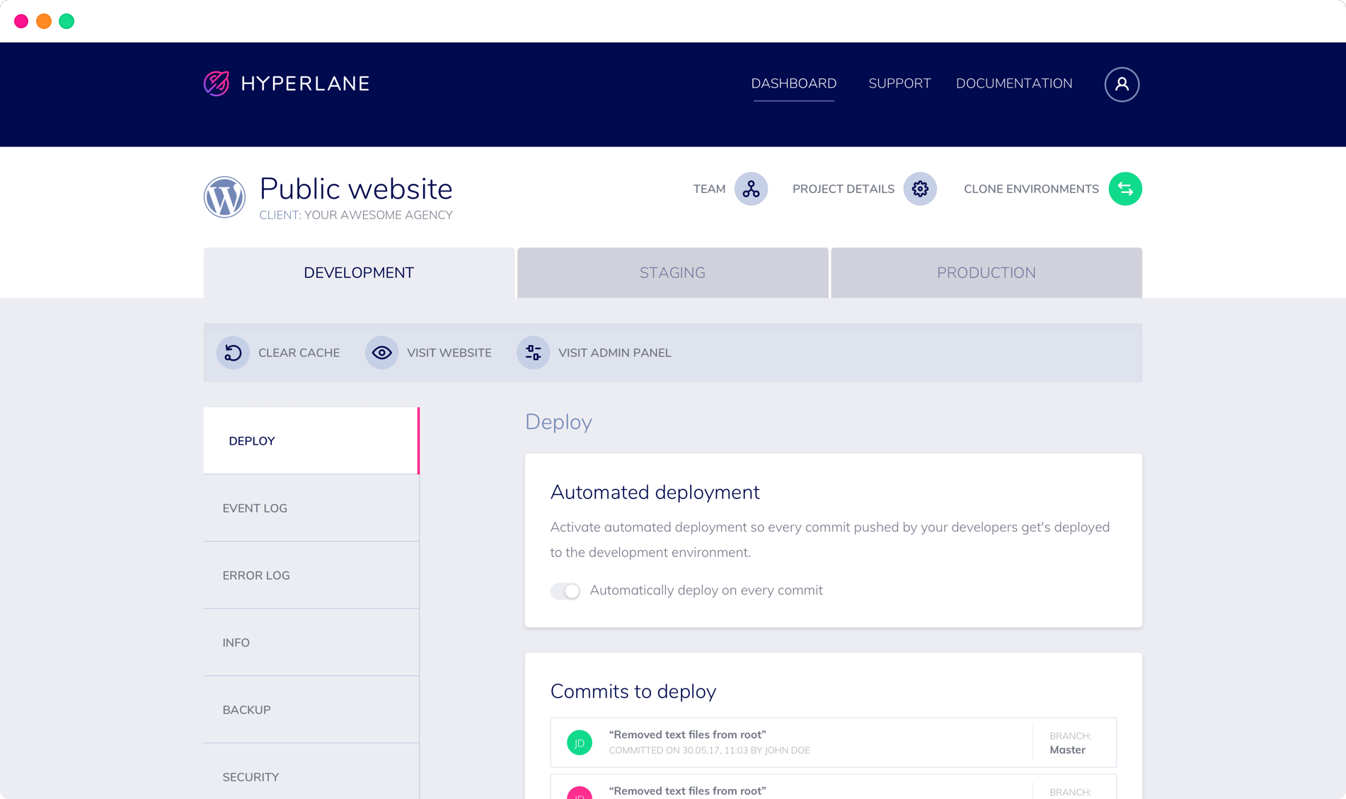 Hyperfast hosting for WordPress and Craft CMS - Hyperlane